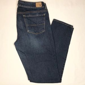 American Eagle Skinny Stretch Jeans Size 14